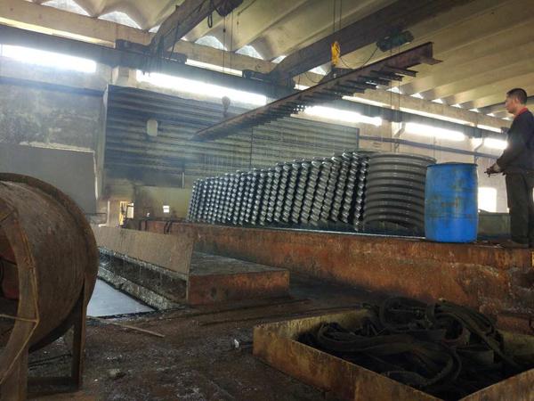 钢带增强聚乙烯螺旋波纹